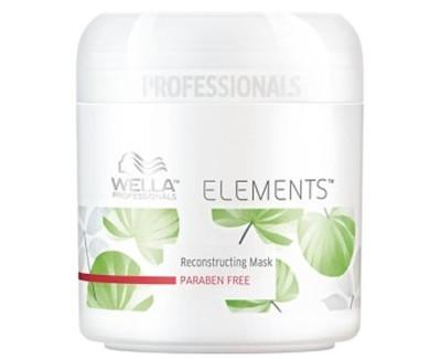 Masca revitalizanta Wella Professional Care Elements Renew 150 ml 1