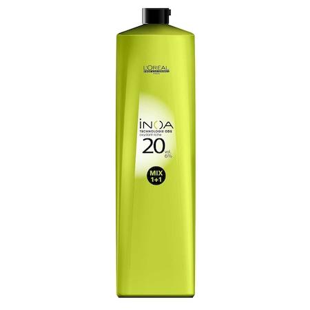 Oxidant crema L`Oreal Professionnel Inoa 6% 20 volum, 1000 ml [0]