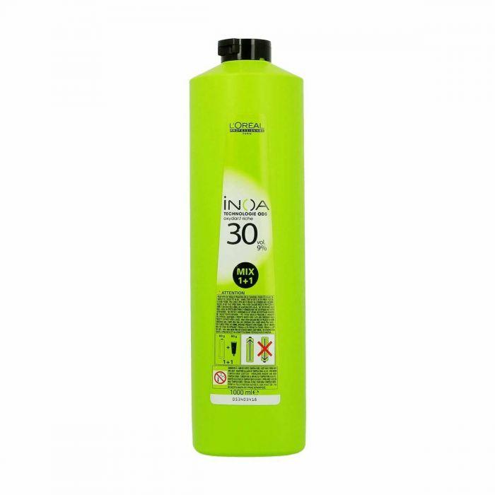 Oxidant crema L`Oreal Professionnel Inoa 9% 30 volum, 1000 ml [0]