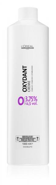 Oxidant crema L`Oreal Professionnel Majirel 3,75%  12,5 volum, 1000 ml 0