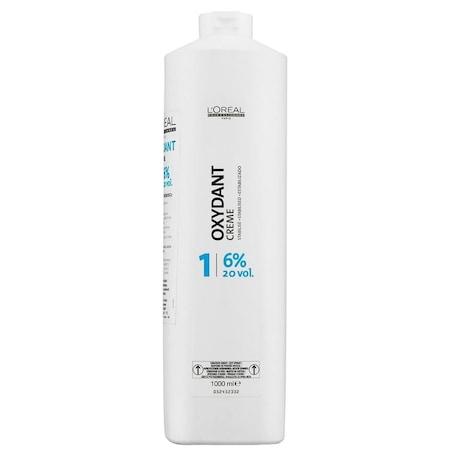 Oxidant crema L`Oreal Professionnel Majirel 6%  20 volum, 1000 ml 0