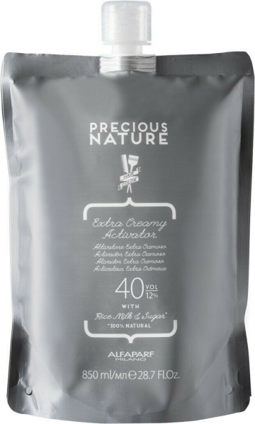 Oxidant fara amoniac 12% Alfaparf Precious Nature COLOR ACTIVATOR 40 VOL, 850ml 0