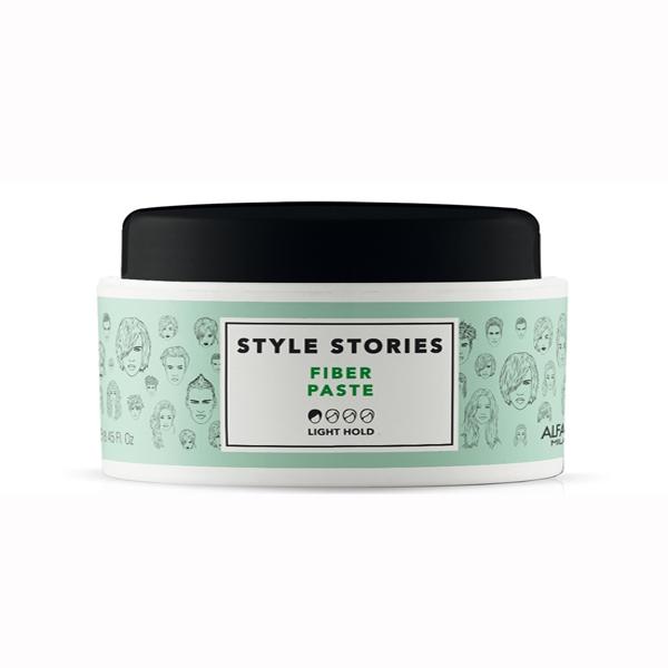 Pasta de par pentru modelare Alfaparf Style Stories Fiber Paste, 100 ml 0