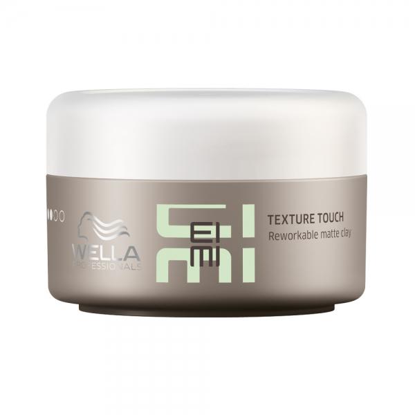 Pasta pentru coafuri remodelabile Wella Professional Eimi Texture Touch 75 ml 0