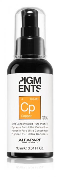 Pigment de par ultraconcentrat Cupru Alfaparf Pigments Cooper .4, 90ml [0]