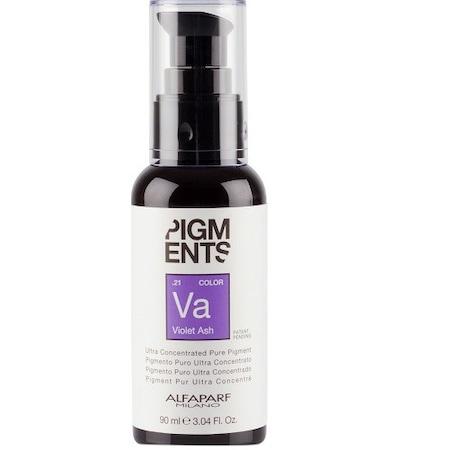 Pigment de par ultraconcentrat Violet Cenusiu Alfaparf Pigments Violet Ash .21, 90ml [0]