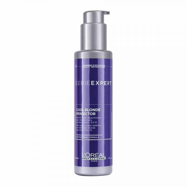 Pigment violet pentru neutralizare par blond L`Oreal Professionnel Serie Expert Blonde Perfector, 150 ml 0