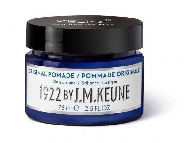 Pomada barbati flexibila Keune 1922 Original Pomade, 75 ml 0