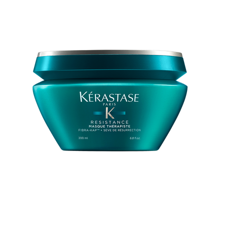 Masca pentru par degradat Kerastase Masque Resistance Therapiste, 200 ml 0