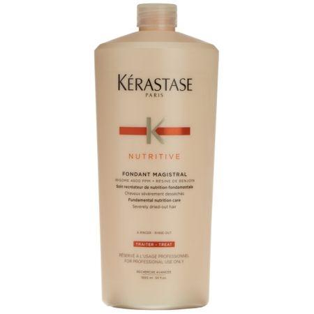 Kit ingrjire completa pentru par uscat Kerastase Nutritive, Salon Size 2