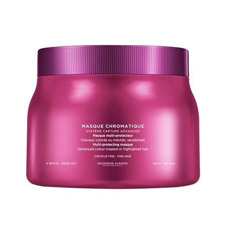 Masca pentru par gros, colorat si sensibilizat Kerastase Reflection Chromatique Masque Epais, 500 ml 0