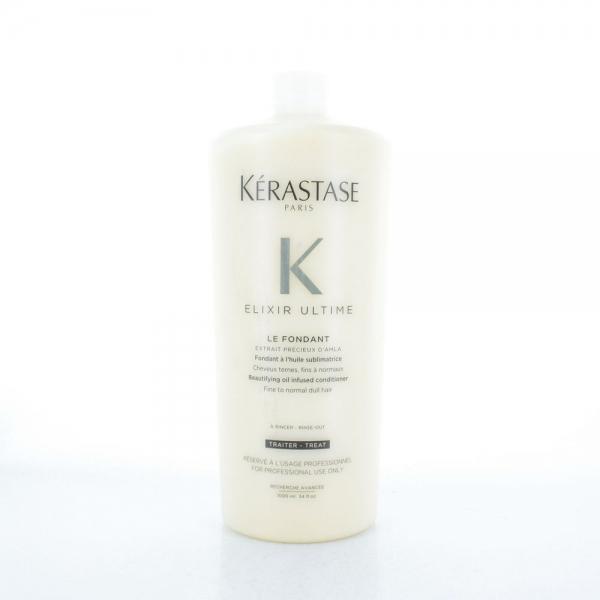 Balsam pentru par normal Kerastase Elixir Ultime Fondant, 1000 ml 0