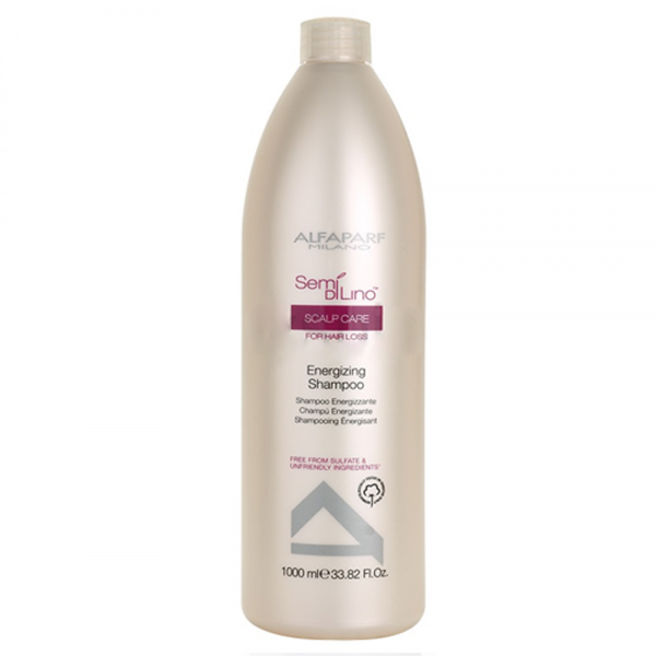 Sampon anti-cadere Alfaparf Semi Di Lino  Scalp Energizing Shampoo ,1000 ml 0