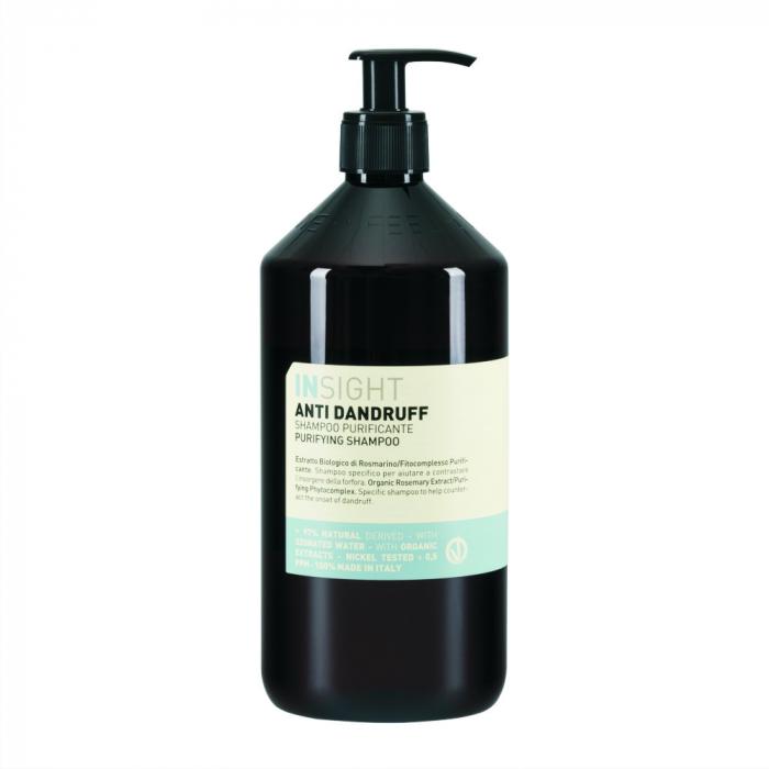 Sampon anti-matreata cu extract de rozmarin Insight Purifying, 900 ml [0]