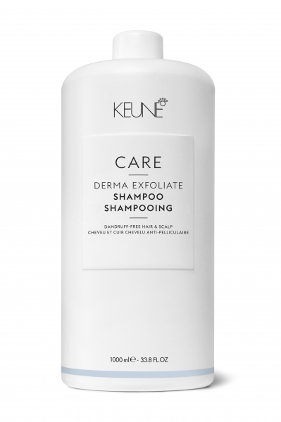 Sampon anti-matreata Keune Care Derma Exfoliate, 1000 ml 0