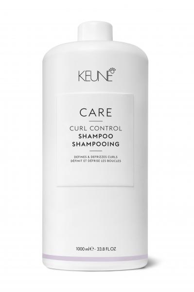 Kit ingrijire completa pentru par ondulat Keune Care Curl Control, Salon Size [2]