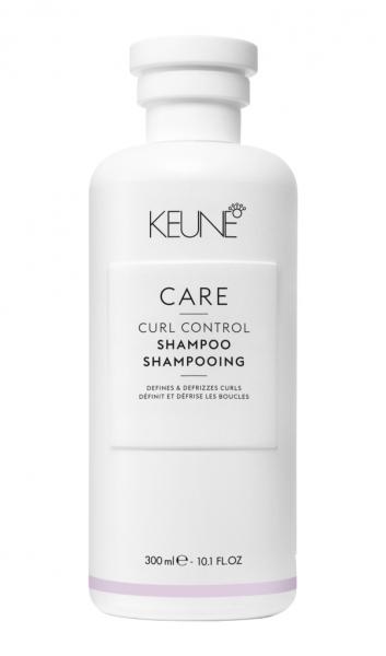 Sampon cu cheratina pentru reactivarea buclelor Keune Care Curl Control, 300 ml 0