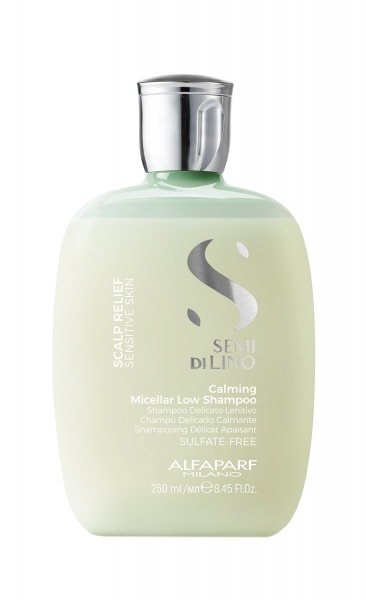 Sampon delicat calmant Alfaparf Semi di Lino Scalp Relief Calming, 250 ml 0