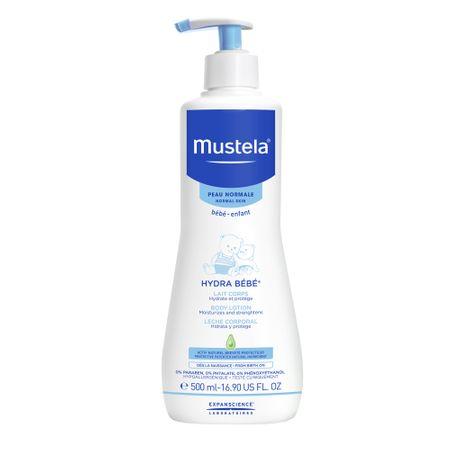 Lotiune hidratanta de corp Mustela Hydra Bebe, 500 ml 0