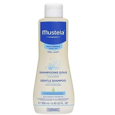 Sampon delicat pentru copii Mustela, 500 ml 0