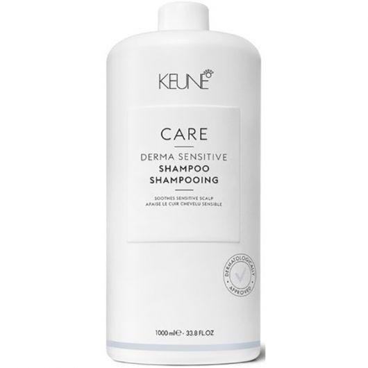 Sampon fara sulfati pentru scalp sensibil sau alergic Keune Care Derma Sensitive, 1000 ml [0]