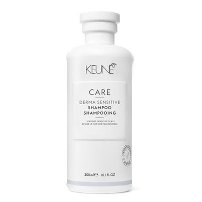 Sampon fara sulfati pentru scalp sensibil sau alergic Keune Care Derma Sensitive, 300 ml 0