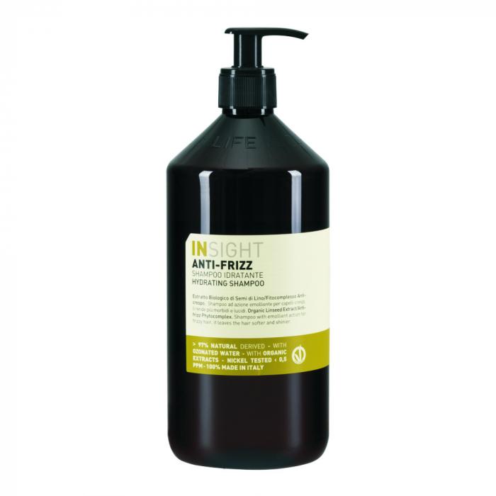 Sampon hidratant cu extract de seminte de in Insight Hydrating, 900 ml [0]