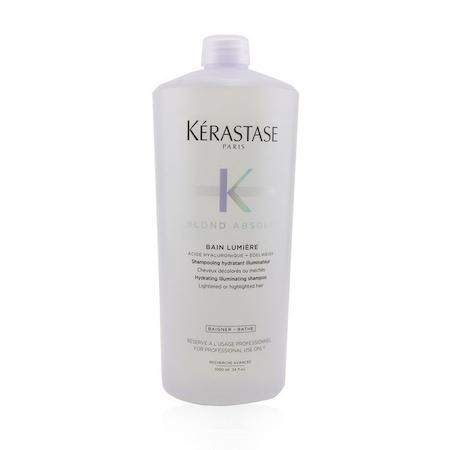 Sampon hidratant pentru par blond Kerastase Blond Absolu Bain Lumiere, 1000 ml 0
