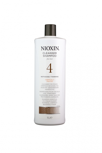 Sampon impotriva caderii parului Nioxin System 4 Cleanser, 1000 ml 1