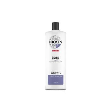 Sampon impotriva caderii parului Nioxin System 5 Cleanser, 1000 ml 0
