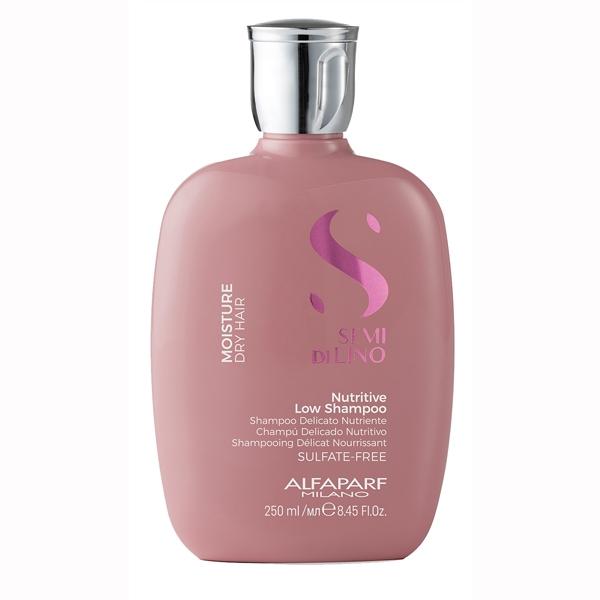 Sampon pentru hidratare fara sulfati Alfaparf Semi di Lino Moisture Nutritive Shampoo, 250 ml [0]