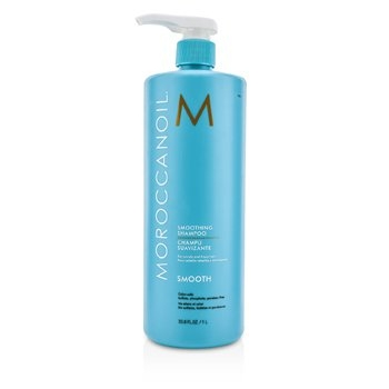 Sampon pentru netezire Moroccanoil Smoothing Shampoo, 1000 ml 0