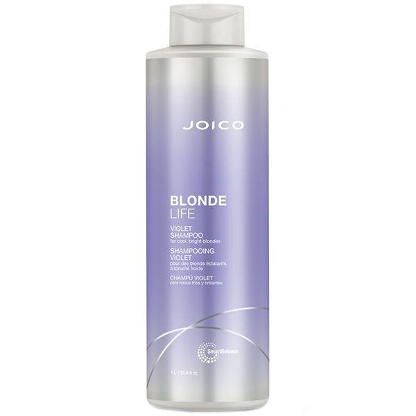 Sampon pentru par blond Joico Blonde Life Violet, 1000 ml [0]