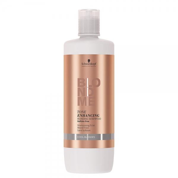 Sampon pentru par blond rece Schwarzkopf Blonde Me Enhancing Cool Blondes Shampoo, 1000 ml 1