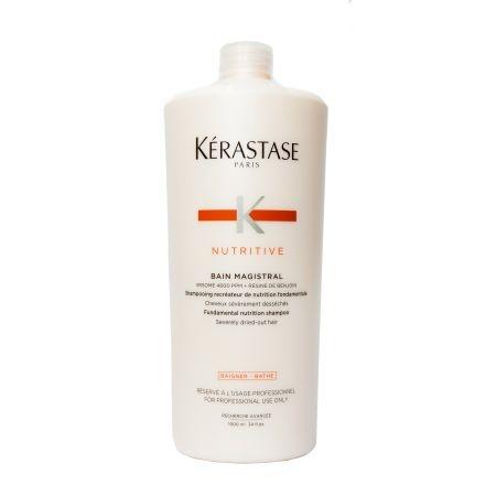 Kit ingrjire completa pentru par uscat Kerastase Nutritive, Salon Size 1