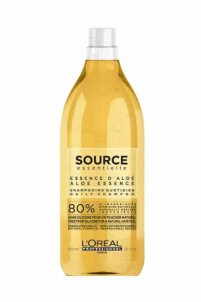 Sampon pentru par normal L`Oreal Professionnel Source Essentielle Daily , 1500 ml 0