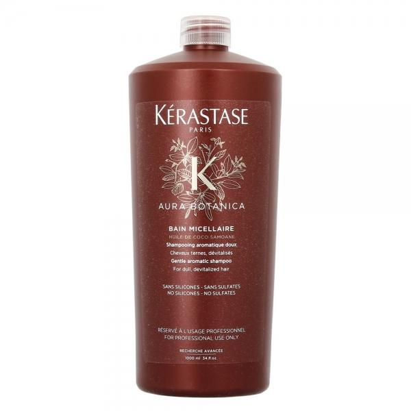 Sampon pentru par normal, usor sensibilizat Kerastase Aura Botanica Bain Micellaire, 1000 ml 1