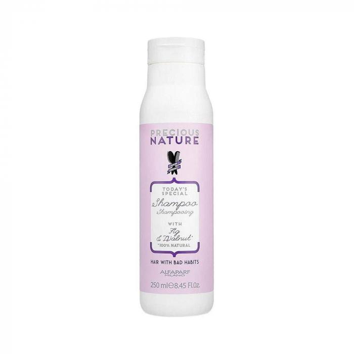 Sampon pentru par rebel Alfaparf Precious Nature Bad Hair Habits Shampoo, 250 ml [0]