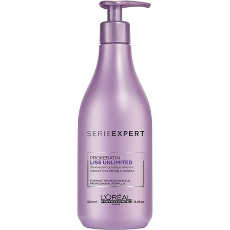 Sampon pentru par rebel L`Oreal Professionnel Serie Expert Liss Unlimited, 500 ml 0