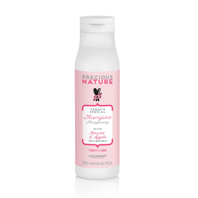 Sampon pentru par uscat Alfaparf Precious Nature Thirsty Hair Shampoo, 250 ml 0