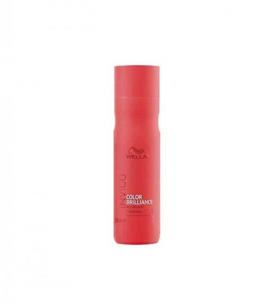 Sampon pentru par vopsit cu fir fin-normal Wella Professionals Invigo Brilliance, 250 ml 0