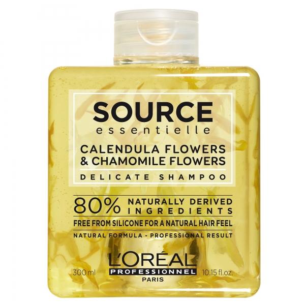 Sampon pentru scalp sensibil L`Oreal Professionnel Source Essentielle Daily Shampoo, 300 ml 0