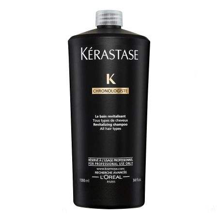Sampon pentru toate tipurile de par Kerastase Chronologiste Bain Revitalisant, 1000 ml 1