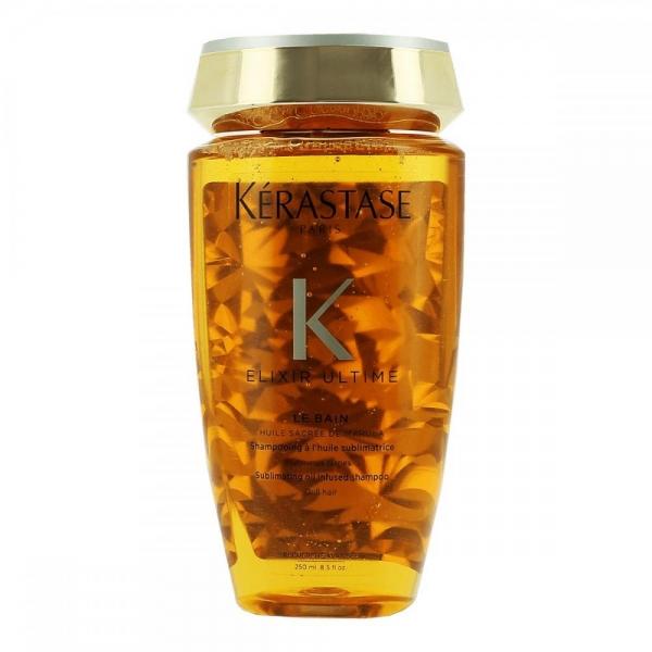 Sampon pentru toate tipurile de par Kerastase Elixir Ultime Bain, 250 ml [0]