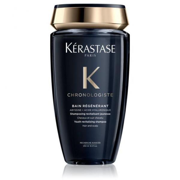 Sampon revitalizant pentru toate tipurile de par Kerastase Chronologiste Bain Regenerant, 250 ml [0]