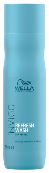 Sampon revitalizant Wella Professionals Invigo Refresh Wash, 250 ml 0