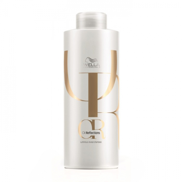 Sampon revitalizant Wella Professionals Oil Luminous 1000 ml 0