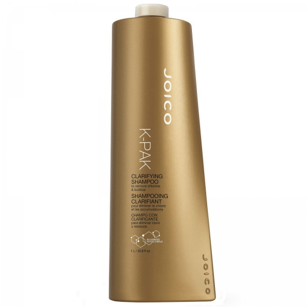 Sampon tratament pentru curatare Joico K-Pak Professional Clarifying Shampoo, Pasul 1, 1000 ml 0