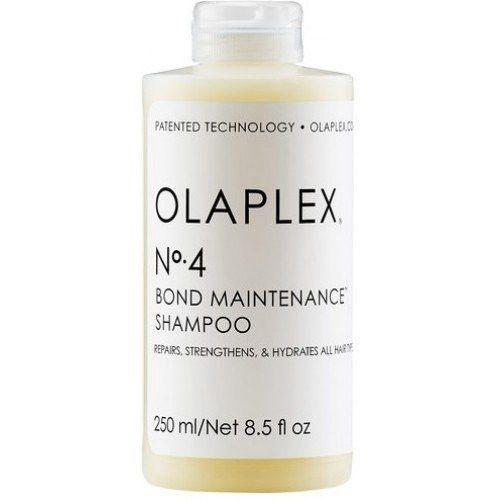 Sampon tratament pentru toate tipurile de par Olaplex Bond Maintenance Nr. 4, 250 ml 0