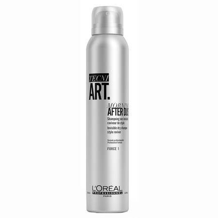 Sampon uscat invizibil L`Oreal Professionnel Tecni.ART Morning After Dust, 200ml 0